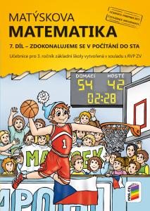 Matýskova matematika 7. díl – Zdokonalujeme se v počítání do sta