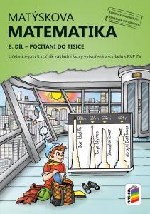 Matýskova matematika 8. díl –  Počítání do tisíce